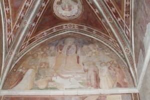 Abadia de San Galgano, próximo a Siena.