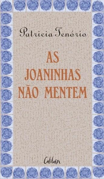 Capa As joaninhas não mentem - Patricia Tenório
