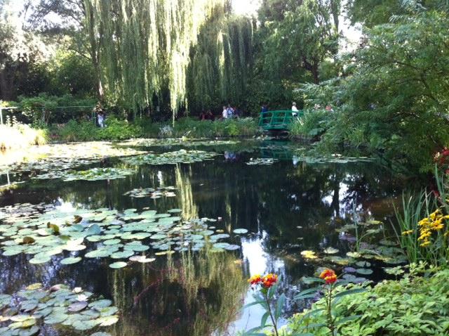 Nos jardins de Monet