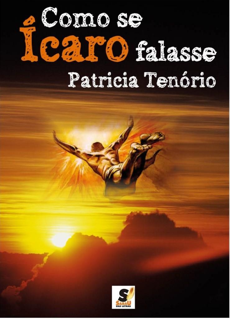 Capa Como se Ícaro falasse - Patricia Tenório