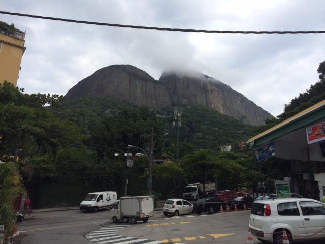 Pedra da Gávea - IML