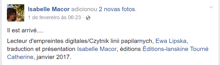 Isabelle FB